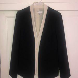 Like new Calvin Klein Blazer/Tux Jacket